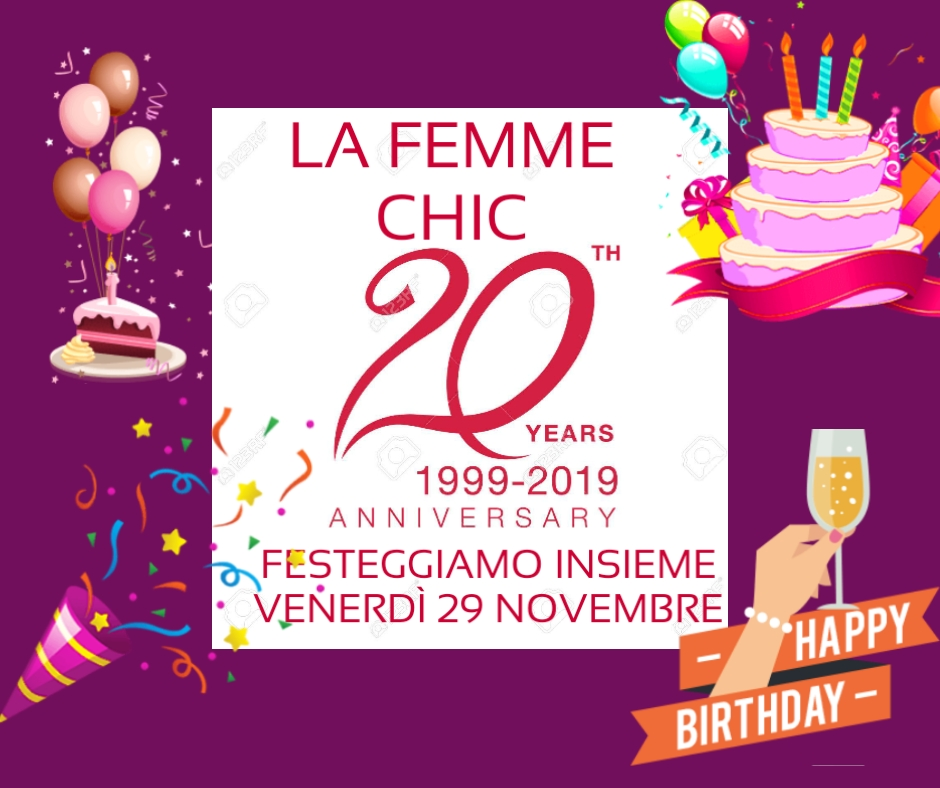 happy birthday lafemmechic